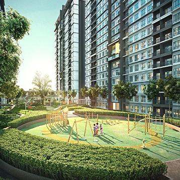 BSP21 a new landmark for urban living